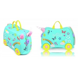 Trunki Suitcase Una - Unicorn