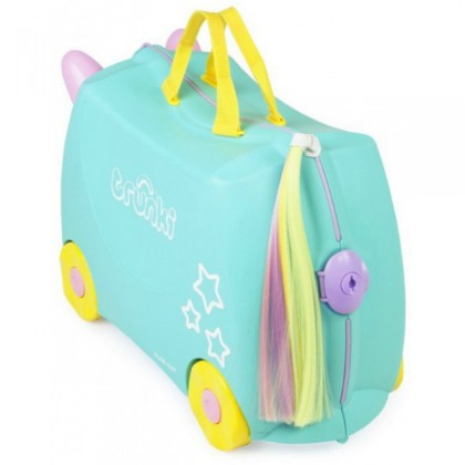 Trunki Suitcase Una Unicorn