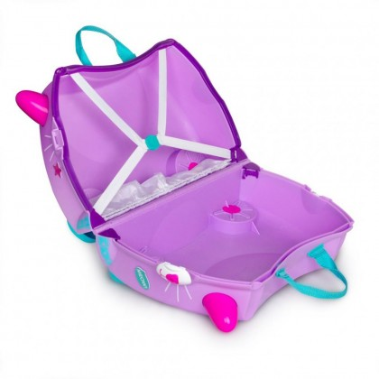 Trunki Suitcase Cassie The Cat