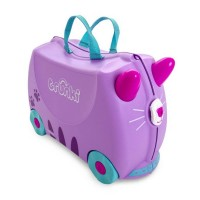Trunki Suitcase - Cassie The Cat