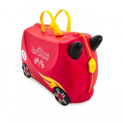 Trunki Suitcase Rocco The Race Car