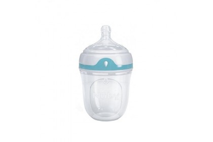 Nuby Comfort Silicone Bottle 5oz/150ml (0m+)