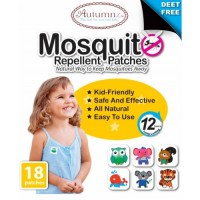 1x Autumnz Mosquito Repellent Patches (18 Patches)