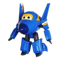Super Wings Toy (season 2): Change 'Em Up! Jerome