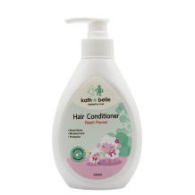 Kath+Belle Hair Conditioner 250ml (Peach Flavour)
