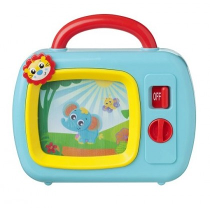 Playgro - Sights and Sounds Music Box TV