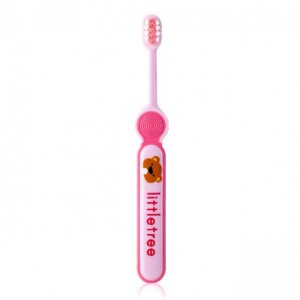 Little Tree Toothbrush 1-3 Year (Buy 1, Free 1)