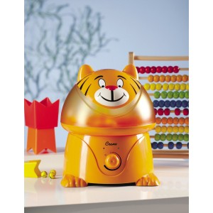 Crane Adorables Ultrasonic Cool Mist Humidifier (Tiger)