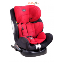 My Dear Car Seat with Isofix 30018 - Red