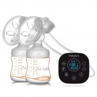 Youha Onyx Duo Black Series Breast Pump