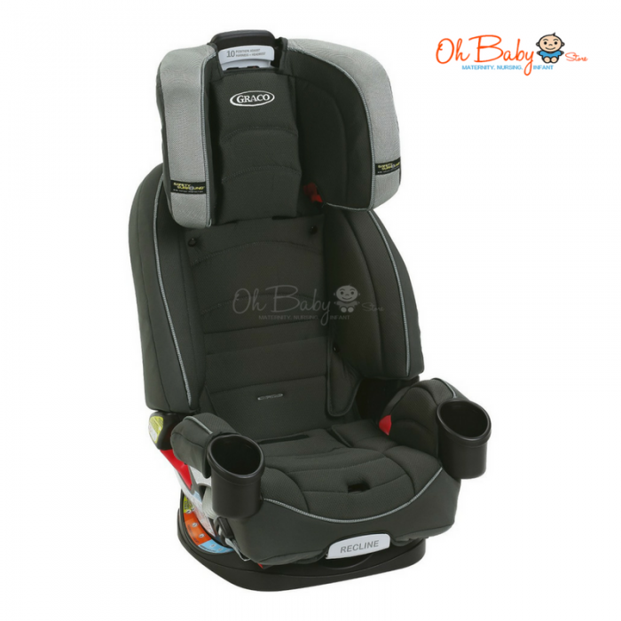 Graco 4Ever with Safety Surround Car Seat l Baby Store Malaysia