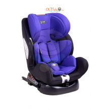 My Dear Car Seat with Isofix 30018 - Blue