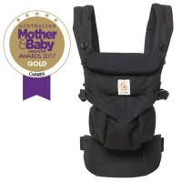 Ergobaby Omni Four Position 360 Carrier - Pure Black