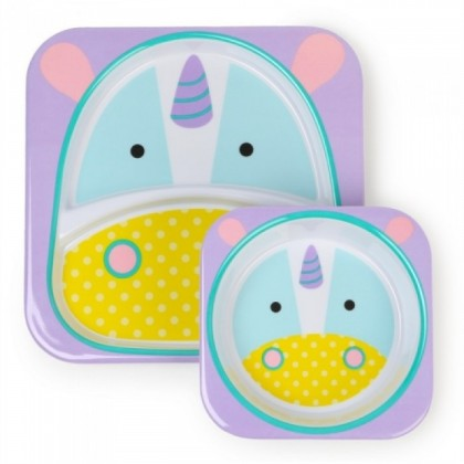 Skip Hop Plate And Bowl Set