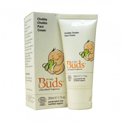 Buds BCO Chubby Chubbs Face Cream 30ml