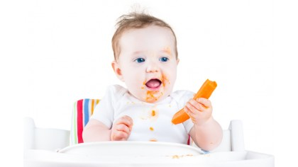 Baby Led Weaning