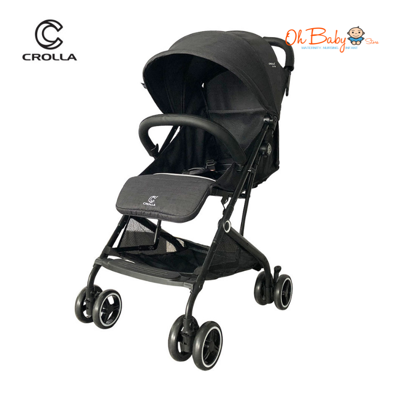 Crolla Air Flex Stroller L Oh Baby Store Malaysia