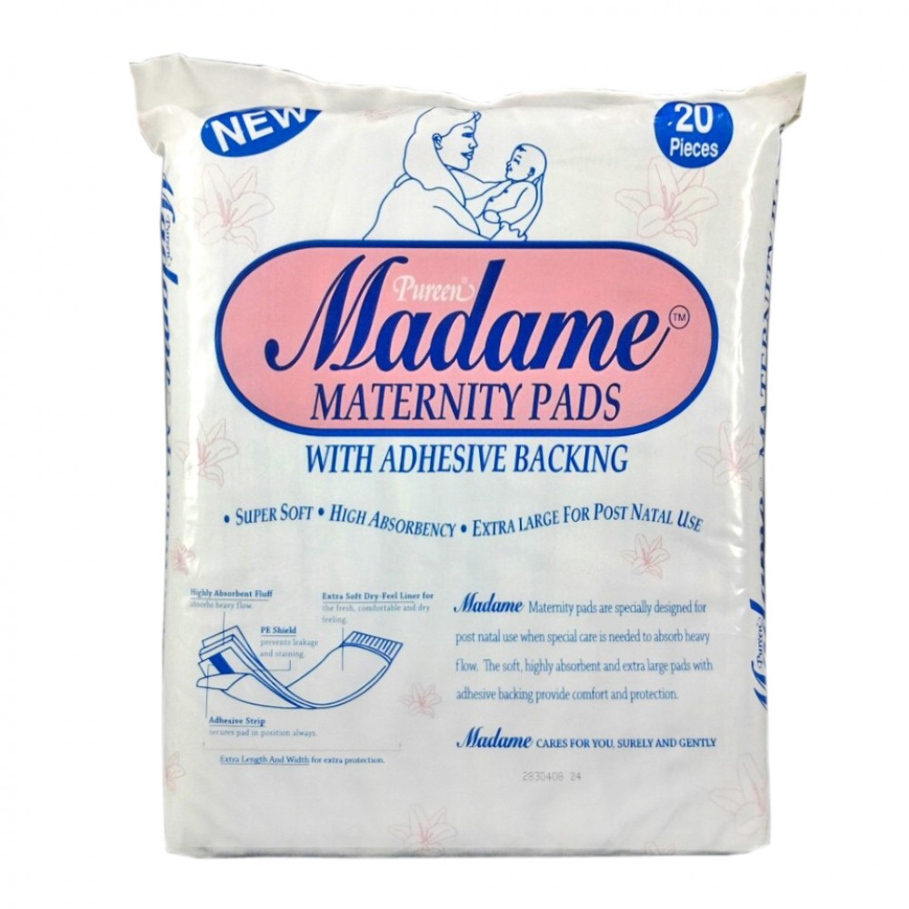 Pureen Madame Maternity Pads 20s