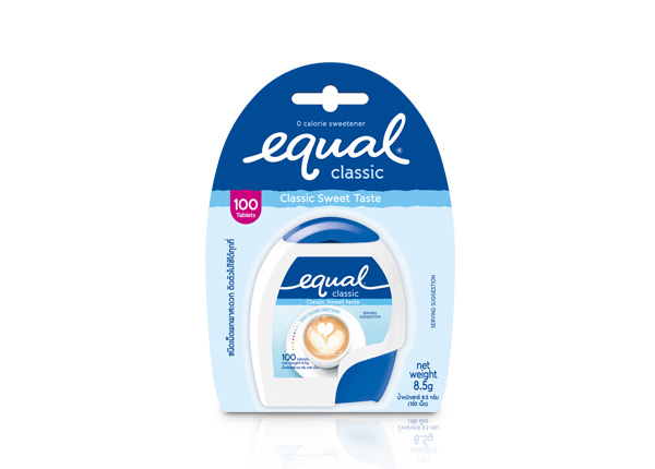 Equal Classic Sweetener 100 Tablet