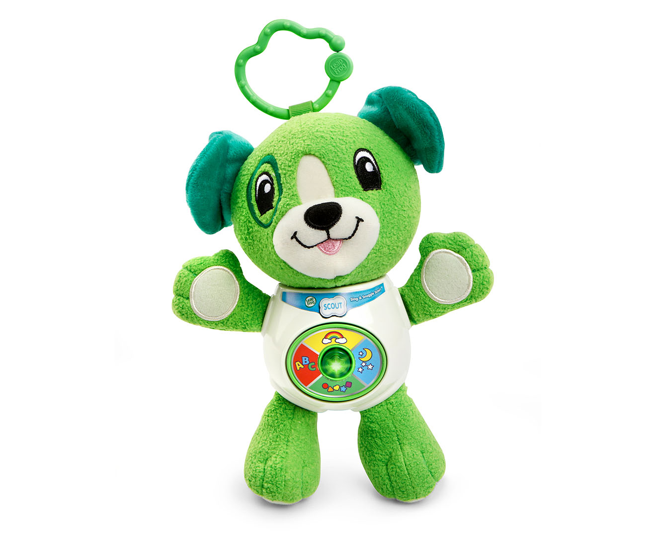 Leapfrog Sing Amp Snuggle Scout 6m