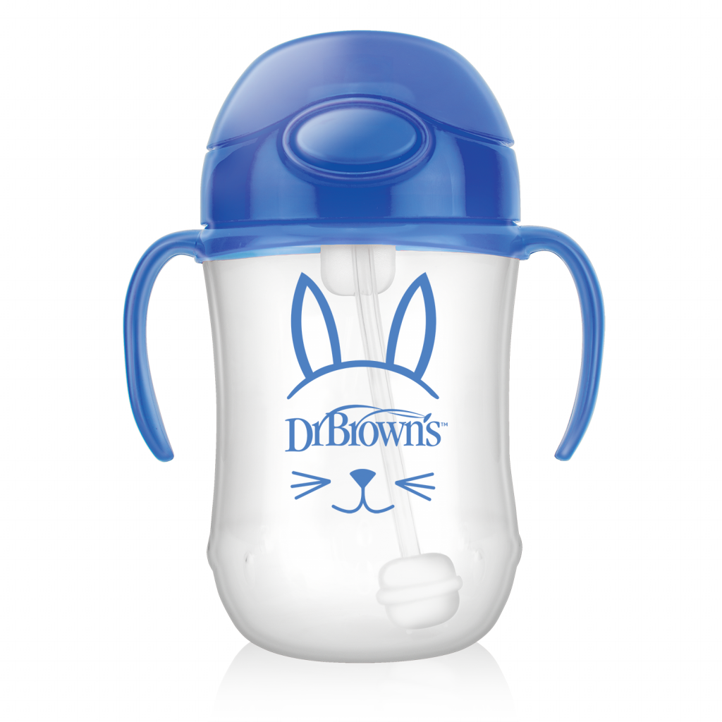 Cup Feeding Online Baby Store Malaysia Tommee Tippee Insulated Sippee 12m Yellow Bee Drbrowns 270ml First Straw With Handle